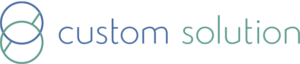 logo custom-solution